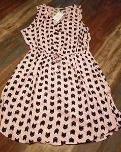 Mimi chica cat dress